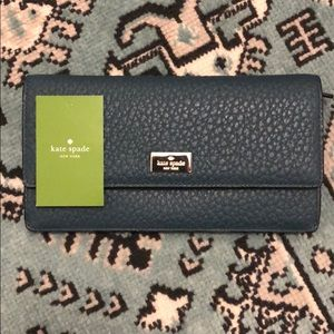 NWT Kate Spade wallet prospect place liana